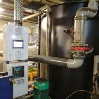 Automatická úprava kvality technologické vody